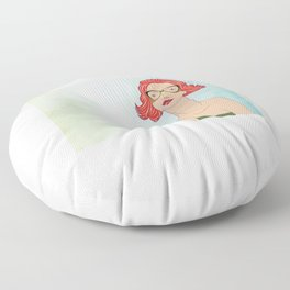 smoking Floor Pillow