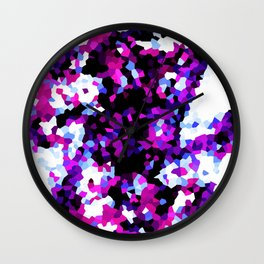 FOREVER AFTER #society6 Wall Clock