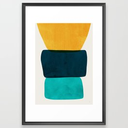 Effigy Framed Art Print