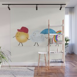 happy days Wall Mural