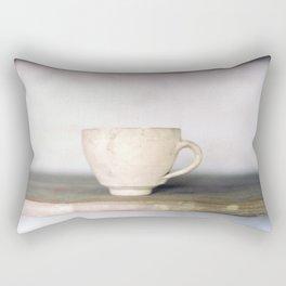 cup of kindness Rectangular Pillow