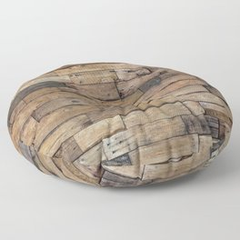 Abbot Kinney Floor Pillow