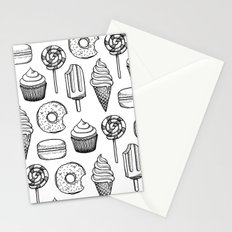 Sweets Stationery Cards