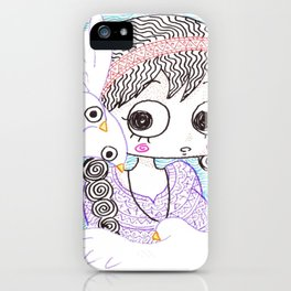 laputa howl moving castle iPhone Case