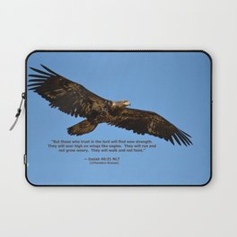 Soaring High!  -  Immature Laptop Sleeve