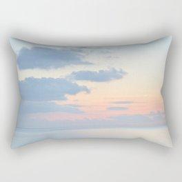 Rio Del Mar Sunset Rectangular Pillow