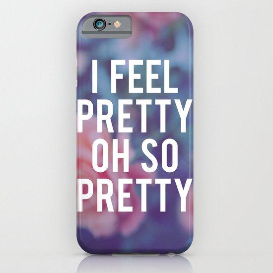 Oh, So Pretty! iPhone & iPod Case
