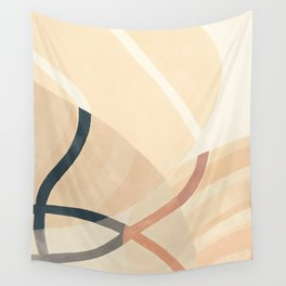 Converging Path Wall Tapestry