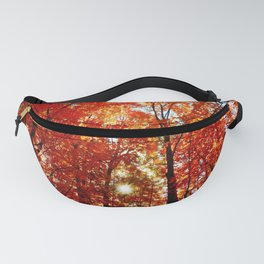 Sun in the Trees Fanny Pack