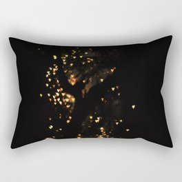 Diwali love Rectangular Pillow