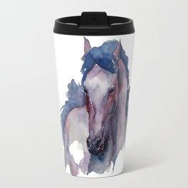 Horse #3 Travel Mug