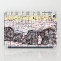kansas iPad Cases featuring Kansas by Ursula Rodgers