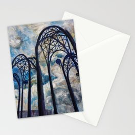 Seattle Science Center Arches Stationery Cards
