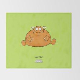 Bobble Jobble Throw Blanket