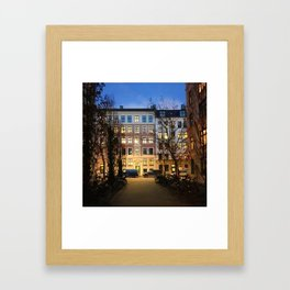 streets of Vesterbro pt.1 Framed Art Print