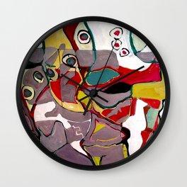 Medici Gardens Wall Clock