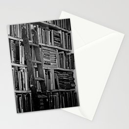 Book Shelves Stationery Cards