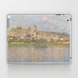 1879 Claude Monet Vetheuil Laptop & iPad Skin