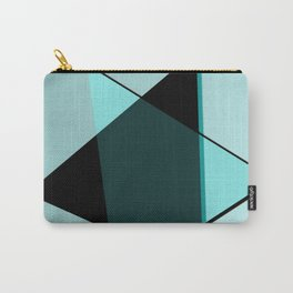Oh blacky blue ... Carry-All Pouch