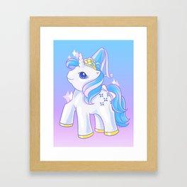 Magical Majesty Framed Art Print