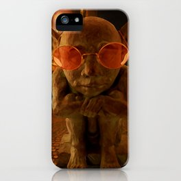 Late iPhone Case
