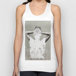 Have no clue Unisex Tank Top
