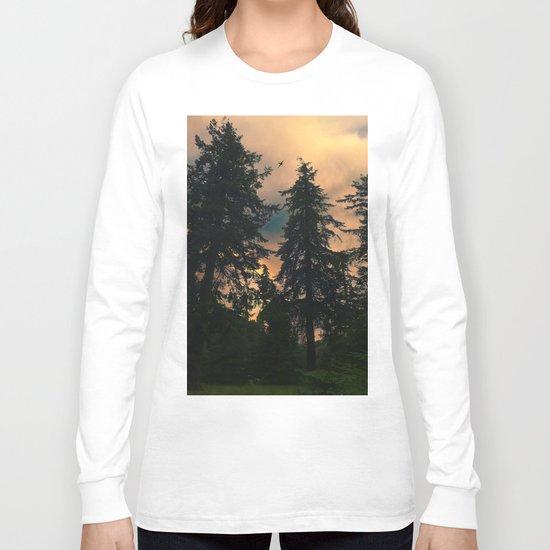 Autumn Twilight Long Sleeve T-shirt