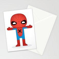SPIDER MAN ROBOTIC Stationery Cards
