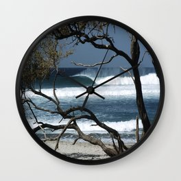Summer Perfection Wall Clock