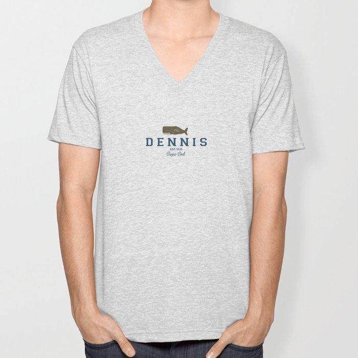 Dennis Massachusetts, Unisex V-Neck
