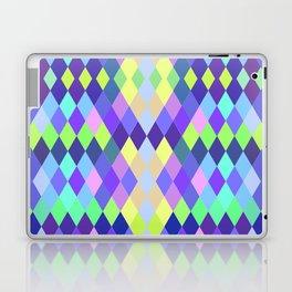 PASTEL GEOMETRY DIAMOND Laptop & iPad Skin