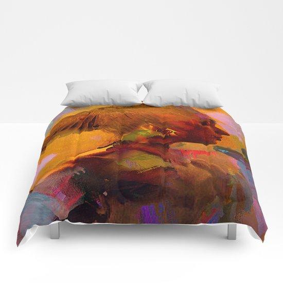 Eternal goddess Comforters