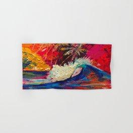 Dream surf Sumatra Hand & Bath Towel