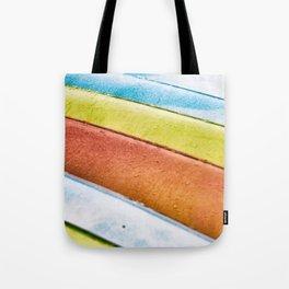 The Color of Kayaks... Tote Bag