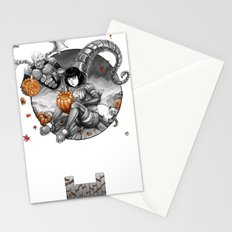 BounD: Halloween Stationery Cards