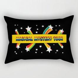 magical mystery tour Rectangular Pillow