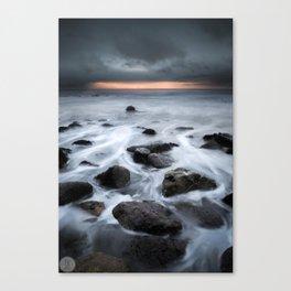 Storm Flow Canvas Print