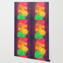 Colorful Bokeh Pattern Wallpaper