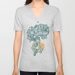 In my mind Unisex V-Neck