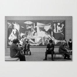 Guernica in Tokyo Canvas Print