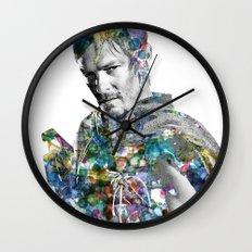 Daryl Dixon Wall Clock