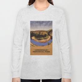 Arrowhead Provincial Park Long Sleeve T-shirt