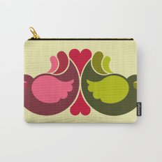 Olive Rosebirds Carry-All Pouch