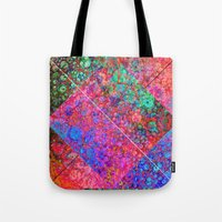 depeche mode Tote Bags featuring Mode by JKyleKelly