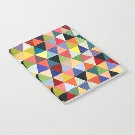 Black Geometry Notebook