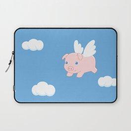 Flying Pig Laptop Sleeve