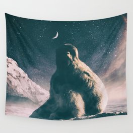 AN INFINITE JOURNEY Wall Tapestry