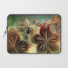 paper flowers Laptop Sleeve