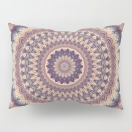 Mandala 512 Pillow Sham