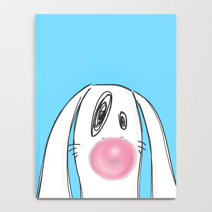 Bubble Gum Notebook
